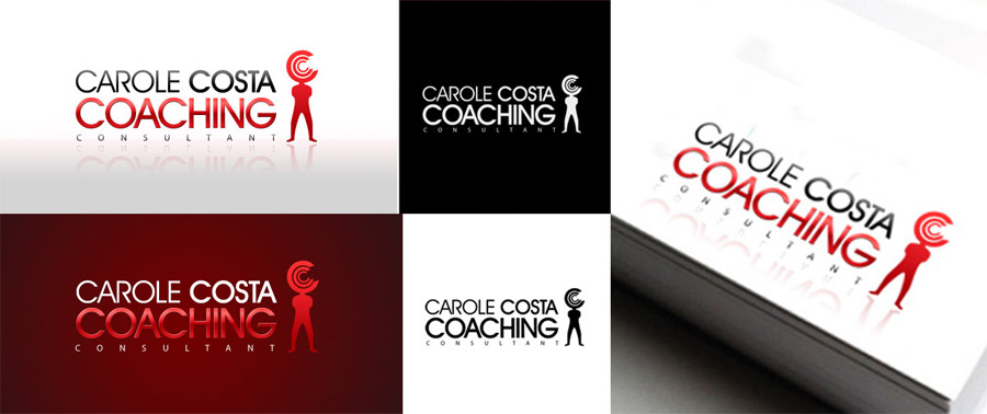 logo Carole Costa Coaching